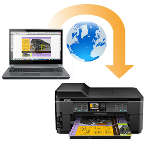 How To Generate Invoice Epson Australia  Epson Connect Solutions Receipt Saver with Squareup Receipt Excel Your File Is Sent To The Remote Printer Properly Formatted Invoice Price Of A Car Pdf