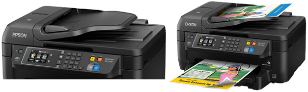 Epson Australia - WorkForce WF-2760