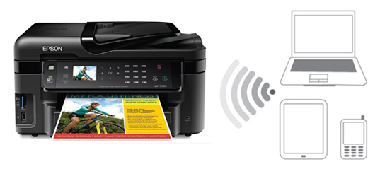 WorkForce WF-3520 - Epson Australia