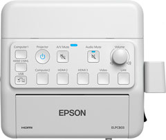Epson ELP-CB03 Cable Management & Connection Box