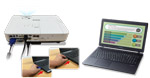 Epson EB-2165W WXGA 3LCD Portable Corporate Multimedia Projector 8