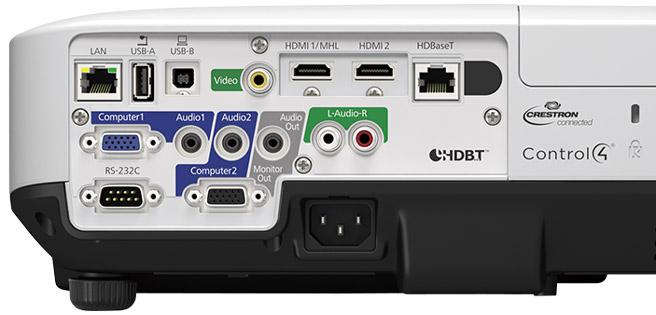 Epson EB-2165W WXGA 3LCD Portable Corporate Multimedia Projector 13