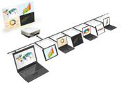 EasyMP Multi-PC projection