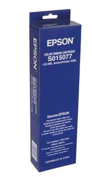 Epson LQ-300,  ActionPrinter 3300 Colour Fabric Ribbon Cartridge