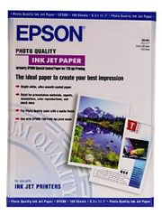 Epson Photo Paper 102gsm A2 Sheet Media (30pcs)