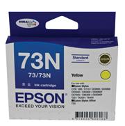 73N - Standard Capacity DURABrite Ultra - Yellow Ink Cartridge