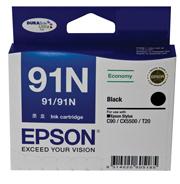 91N - Economy DURABrite Ultra - Black Ink Cartridge