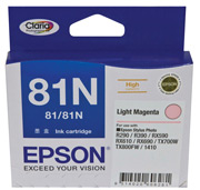 81N - High Capacity Claria - Light Magenta Ink Cartridge