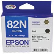 82N - Standard Capacity Claria - Black Ink Cartridge