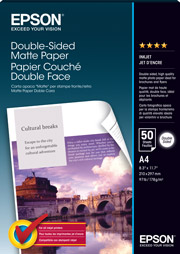 Double-Sided Matte Paper