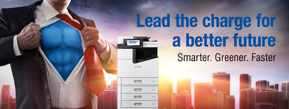 Epson WorkForce Enterprise Banner