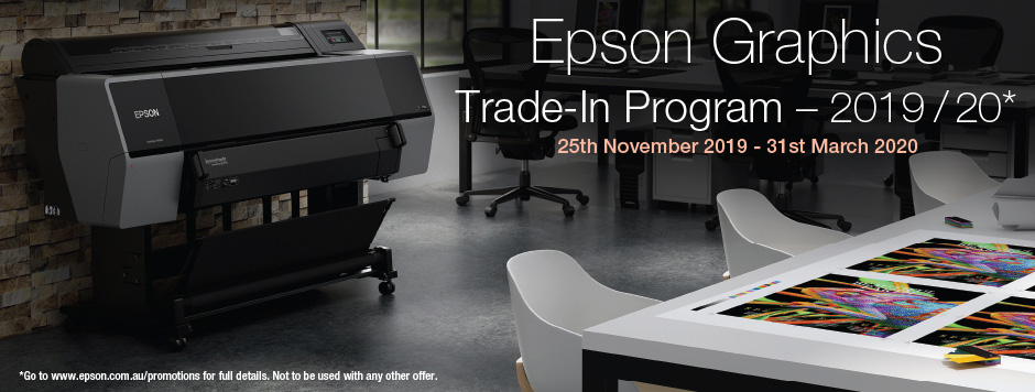 Epson LFP Trade-in Promotion