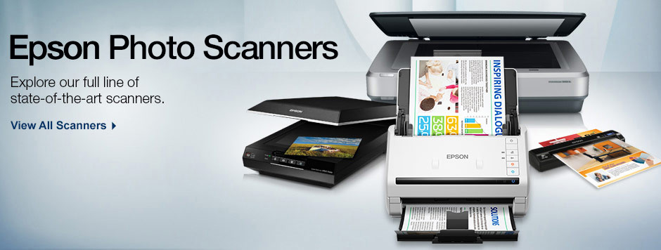 Home and Professional Scanners
