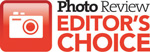 Photo Review Editor's Choice Award