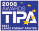Epston Stylus Pro 11880 wins 'Best Large Format Printer in Europe 2008�