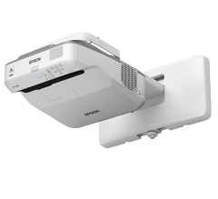 EPSON EB-680 ULTRA SHORT THROW XGA 3500 ANSI, NETWORK, 3X HDMI NO MOUNT