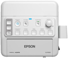 Epson ELP-CB02 Cable Management & Connection Box
