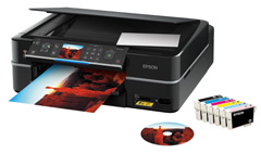 Epson Stylus Photo TX710W