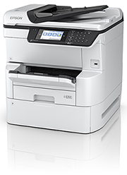 WorkForce Pro WF-C878R -  For Business & Corporate