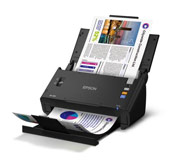WorkForce DS-520 - Business Document Scanner