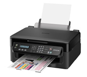WorkForce WF-2510 - Multifunction Printer