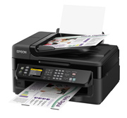 Epson WorkForce WF-2540 - Multifunction Printer