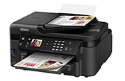 Epson WorkForce WF-3520 - Multifunction Printer