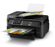 WorkForce WF-7610 - A3 Printers - A3 Multifuntion Printers - A3 Photo Printer