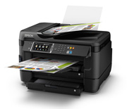 WorkForce WF-7620 - A3 Printers - A3 Multifuntion Printers - A3 Photo Printer