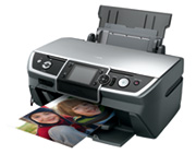 Epson Stylus Photo R390