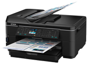 Epson WorkForce WF-7510 - Multifunction Printer