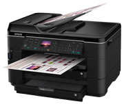 Epson WorkForce WF-7520 - Multifunction Printer