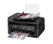 Epson WorkForce WF-2520 - Multifunction Printer