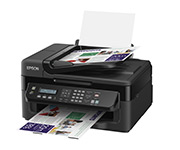 Epson WorkForce WF-2530 - Multifunction Printer